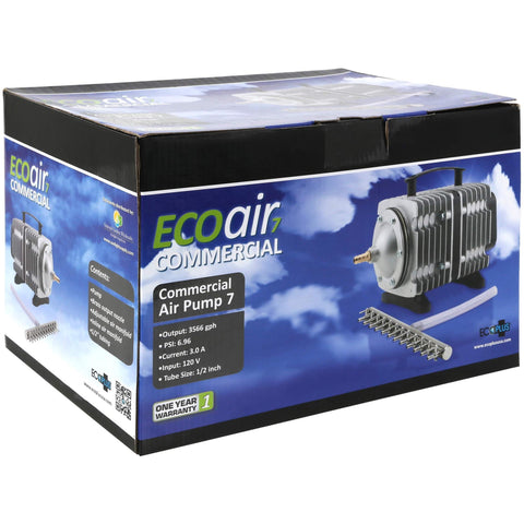 EcoPlus® Commercial Air 7 - 200 Watt Single Outlet, 3566 GPH