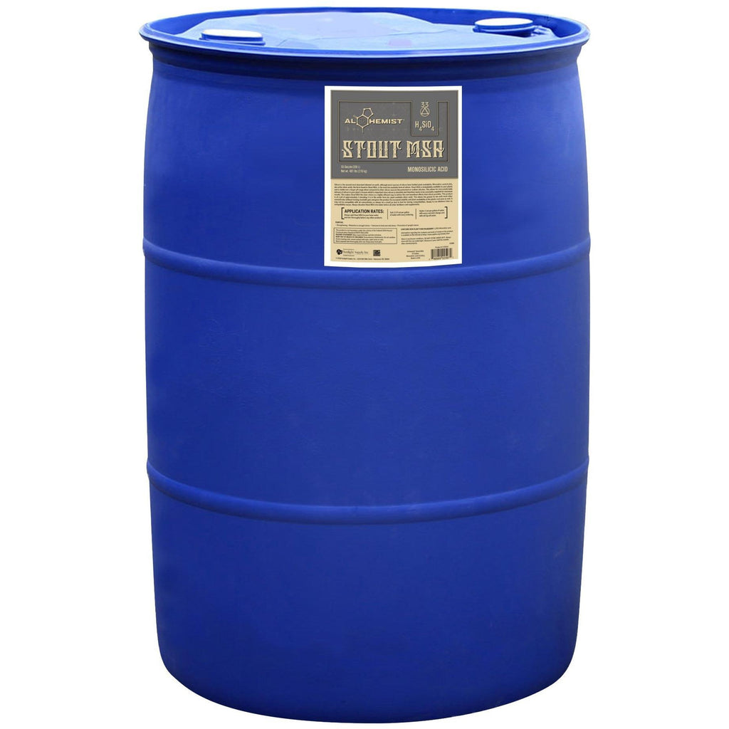 Alchemist® Stout™ MSA, 55 gal | Special Order Only
