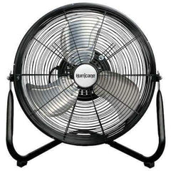 Hurricane® Pro Heavy Duty Orbital Wall / Floor Fan, 16""