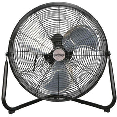 Hurricane® Pro Heavy Duty Orbital Wall / Floor Fan, 20""