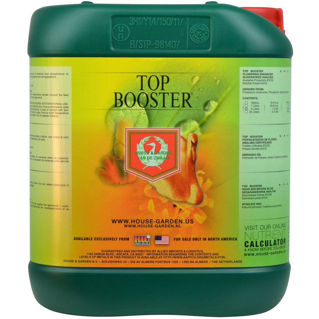 House & Garden Top Booster®, 5 L