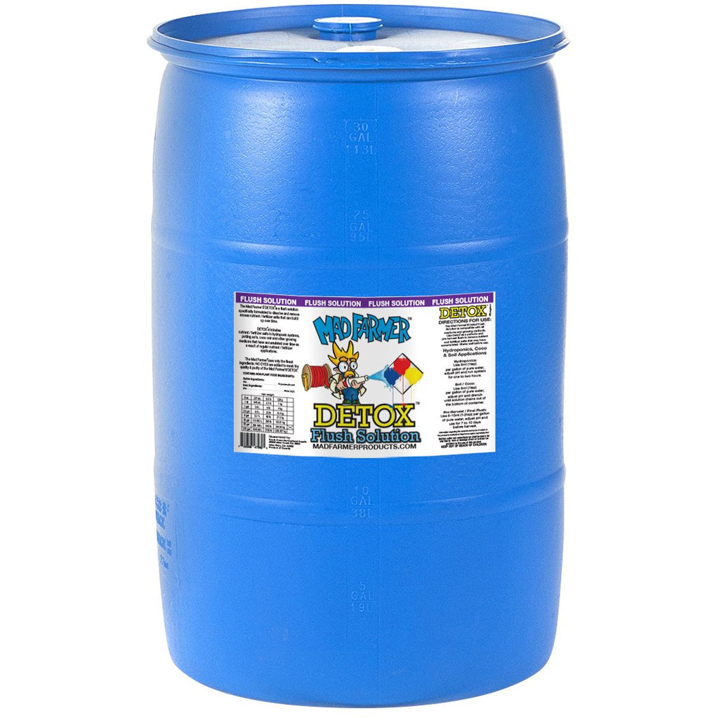 Mad Farmer™ Detox™, 30 gal | Special Order Only