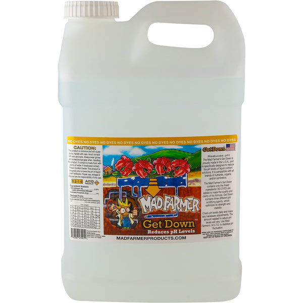 Mad Farmer™ Get Down™, 2.5 gal
