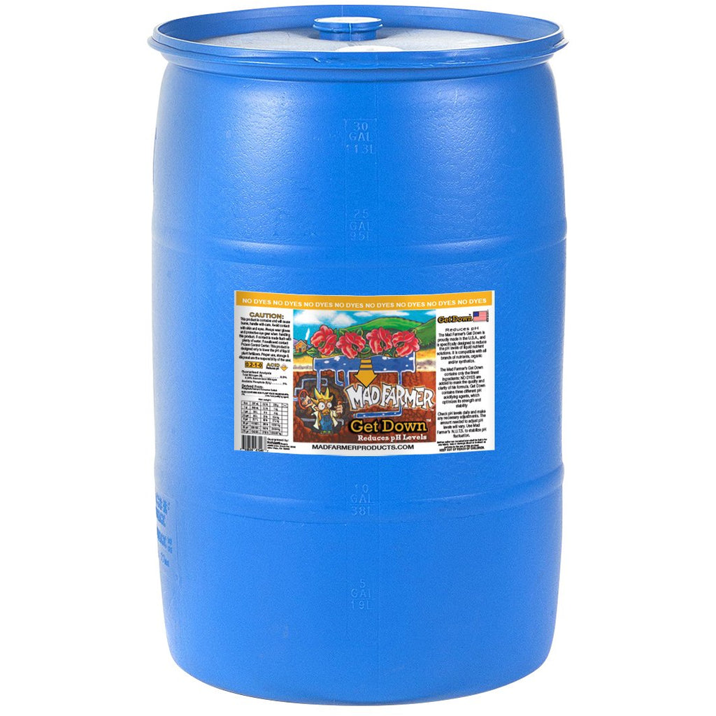 Mad Farmer™ Get Down™, 30 gal | Special Order Only