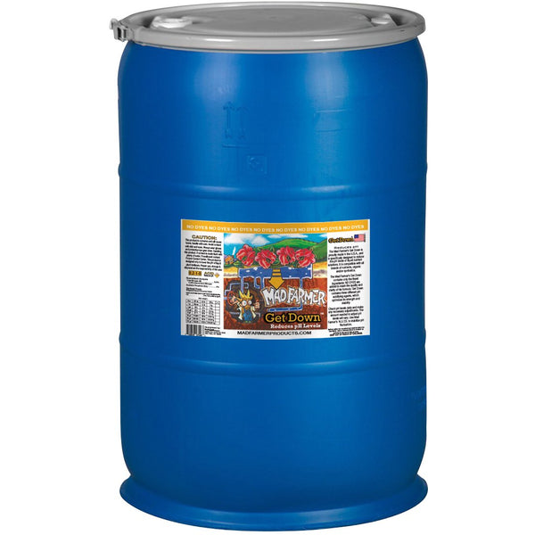 Mad Farmer™ Get Down™, 55 gal | Special Order Only