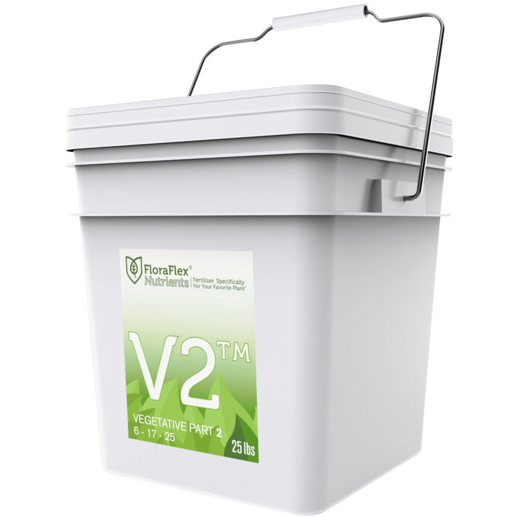 FloraFlex® Nutrients Vegetative V2™, 25 lb
