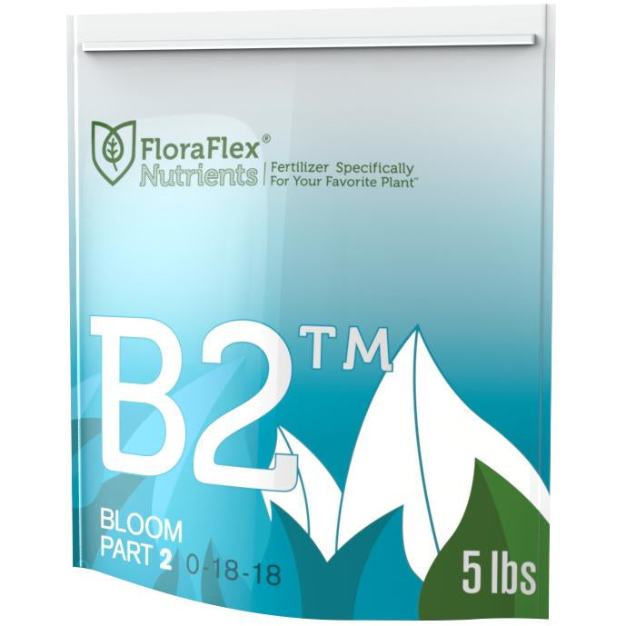 FloraFlex® Nutrients Bloom B2™, 5 lb