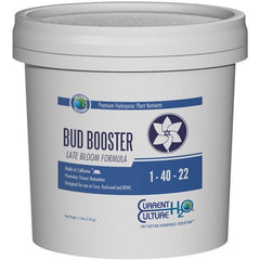 Cultured Solutions™ Bud Booster Late Bloom, 7.5 lb