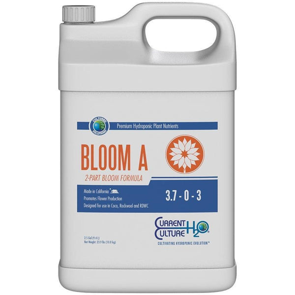 Cultured Solutions™ Bloom A, 2.5 gal