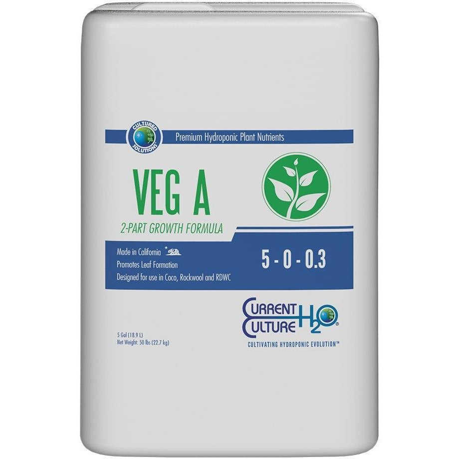 Cultured Solutions™ Veg A, 5 gal