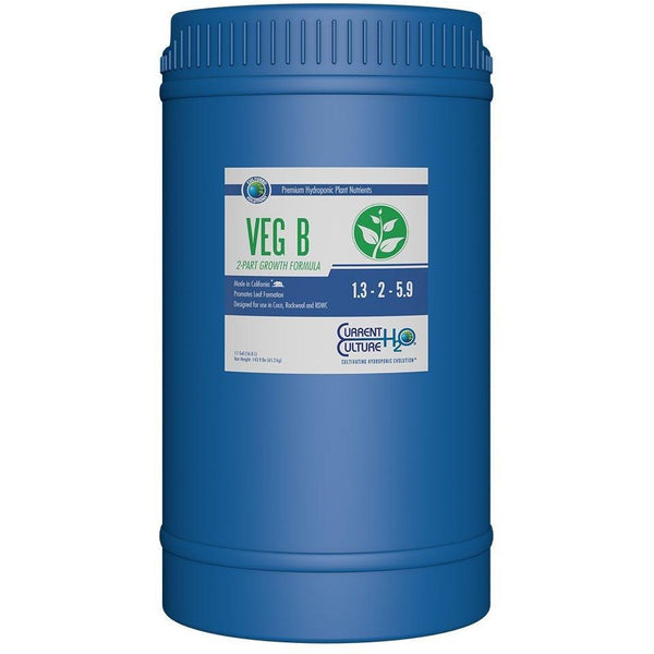 Cultured Solutions™ Veg B, 15 gal | Special Order Only