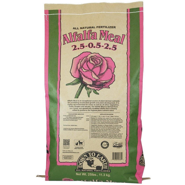 Down To Earth™ Alfalfa Meal, 25 lb