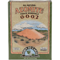 Down To Earth™ Azomite SR Powder, 6 lb