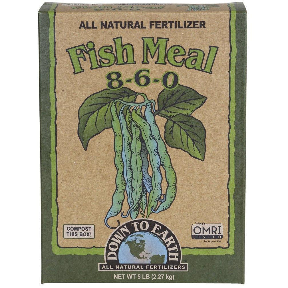 Down To Earth™ Fish Meal, 5 lb