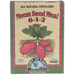 Down To Earth™ Neem Seed Meal, 5 lb