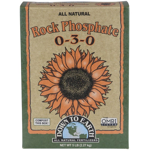 Down To Earth™ Rock Phosphate, 5 lb