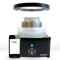 ExtractCraft The Source Turbo App Controlled Essential Oil Extractor Machine