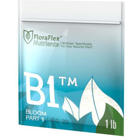 FloraFlex® Nutrients Bloom B1™, 1 lb