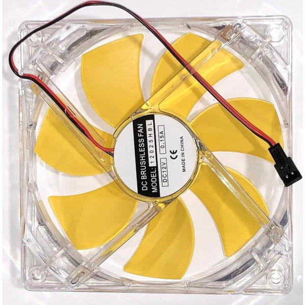 Cooling Fan for LED Grow Light Repair Part #12025HBL