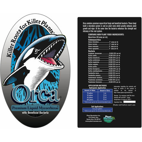 Plant Success® Orca®, qt (CT and IL Label)