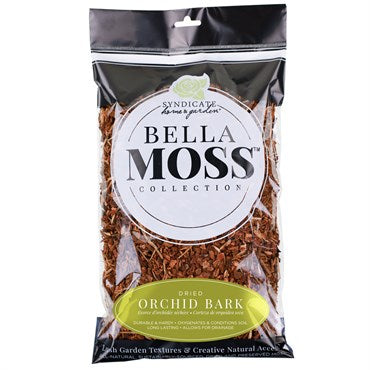 "Syndicate Home & Garden® Bella Moss® Orchid Bark, 1/4"" Pieces"