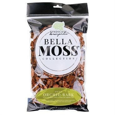 "Syndicate Home & Garden® Bella Moss® Orchid Bark, 3/4"" Pieces"