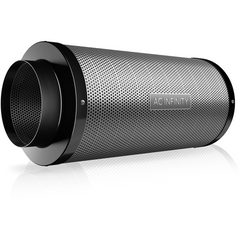 AC Infinity Australian Charcoal Carbon Air Duct Filter, 6""