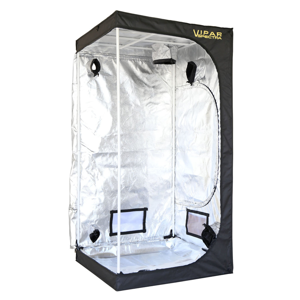 "VIPARSPECTRA 36""x36""x72"" Reflective 600D Mylar Grow Tent"