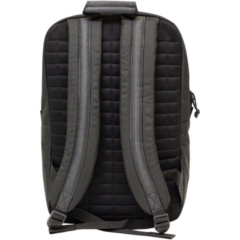 Abscent Backpack with Insert, Black