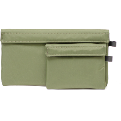 Abscent Banker Bag, OD Green