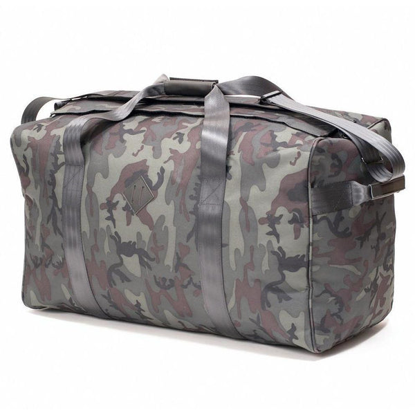 Abscent Boss M / L Duffel, Black Forest