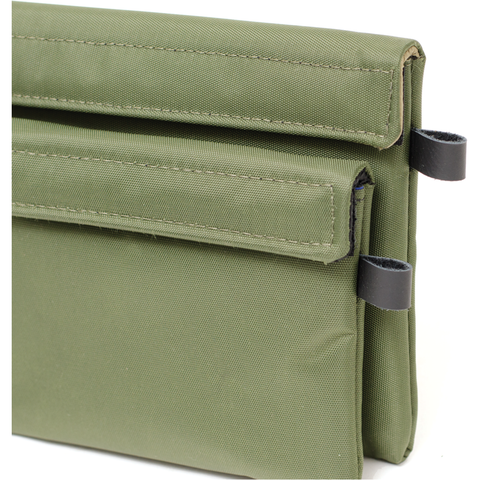 Abscent Pocket Protector, OD Green