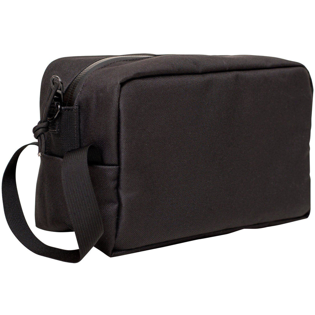 Abscent Toiletry Bag, Black
