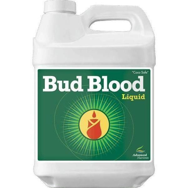Advanced Nutrients Bud Blood, 250mL Shop at GARDEN SUPPLY GUYS