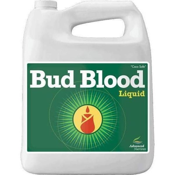 Advanced Nutrients Bud Blood, 4L Shop at GARDEN SUPPLY GUYS