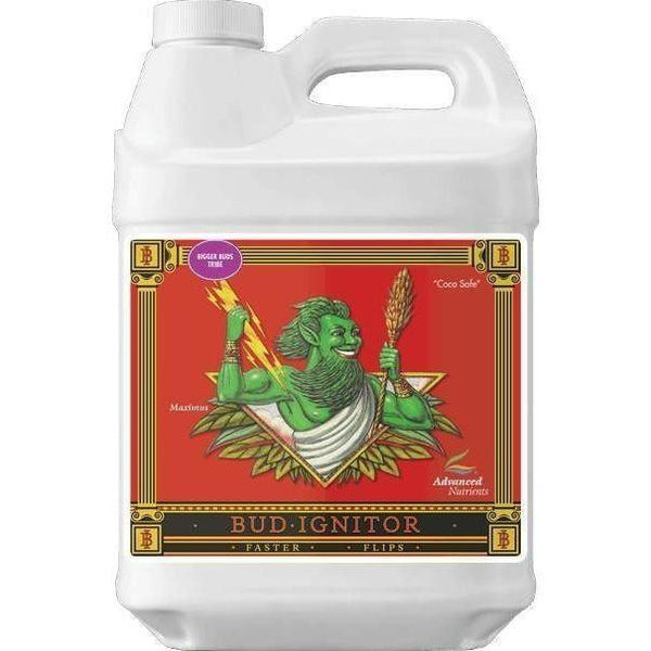 Advanced Nutrients Bud Ignitor®, 10L Shop at GARDEN SUPPLY GUYS