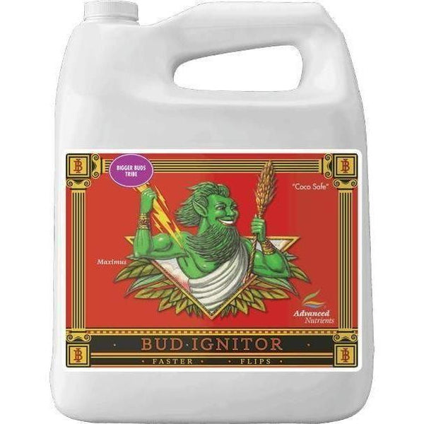 Advanced Nutrients Bud Ignitor®, 4L Shop at GARDEN SUPPLY GUYS