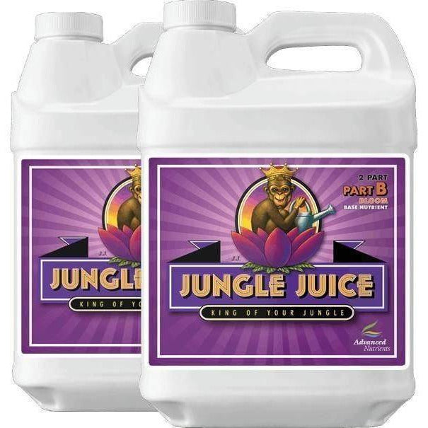 Advanced Nutrients Jungle Juice 2-Part Bloom A/B, 10L