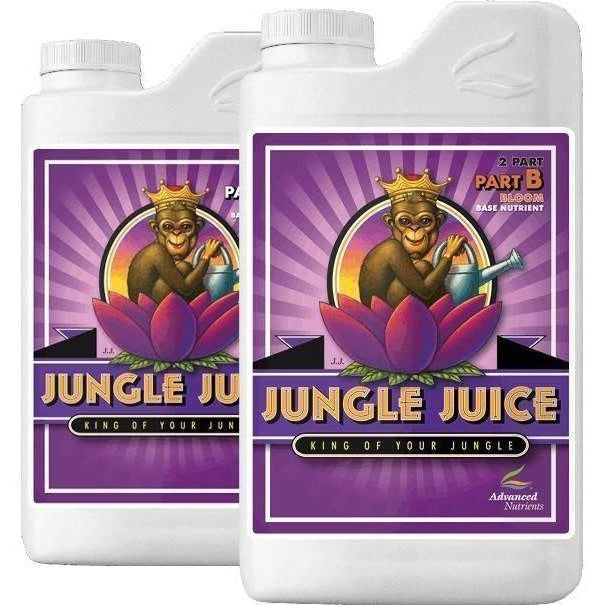 Advanced Nutrients Jungle Juice 2-Part Bloom A/B, 1L