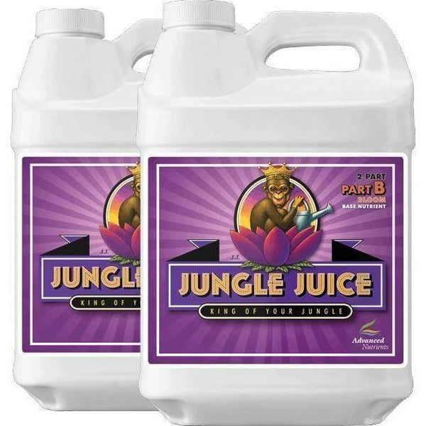 Advanced Nutrients Jungle Juice 2-Part Bloom A/B, 500mL