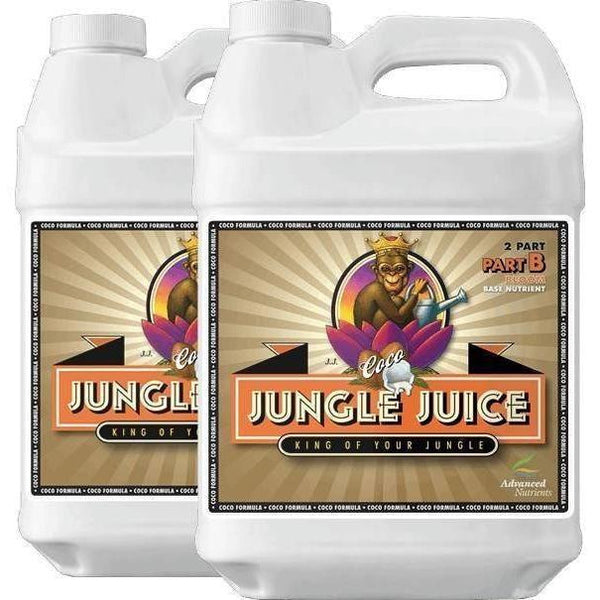 Advanced Nutrients Jungle Juice 2-Part Coco Bloom A/B, 10L