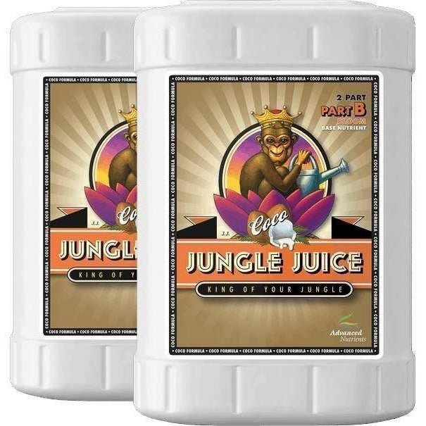 Advanced Nutrients Jungle Juice 2-Part Coco Bloom A/B, 23L