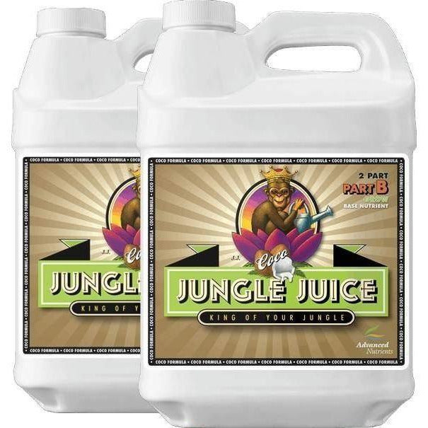 Advanced Nutrients Jungle Juice 2-Part Coco Grow A/B, 10L