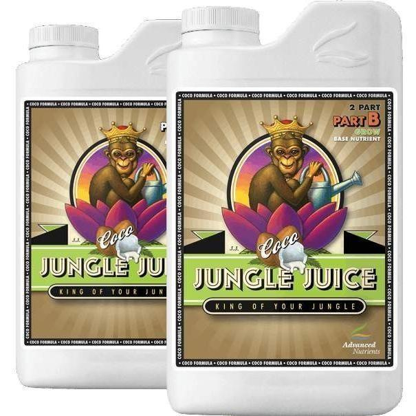 Advanced Nutrients Jungle Juice 2-Part Coco Grow A/B, 1L