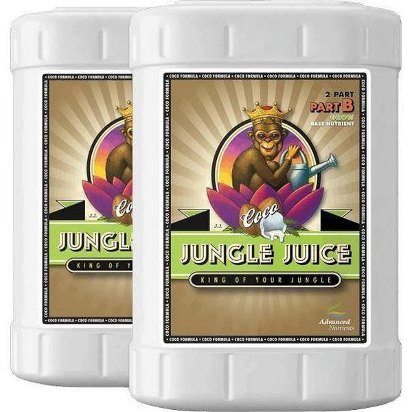 Advanced Nutrients Jungle Juice 2-Part Coco Grow A/B, 23L