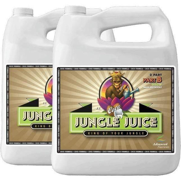 Advanced Nutrients Jungle Juice 2-Part Coco Grow A/B, 4L