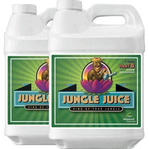 Advanced Nutrients Jungle Juice 2-Part Grow A/B, 10L