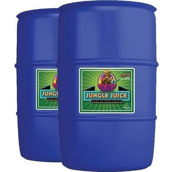 Advanced Nutrients Jungle Juice 2-Part Grow A/B, 208L