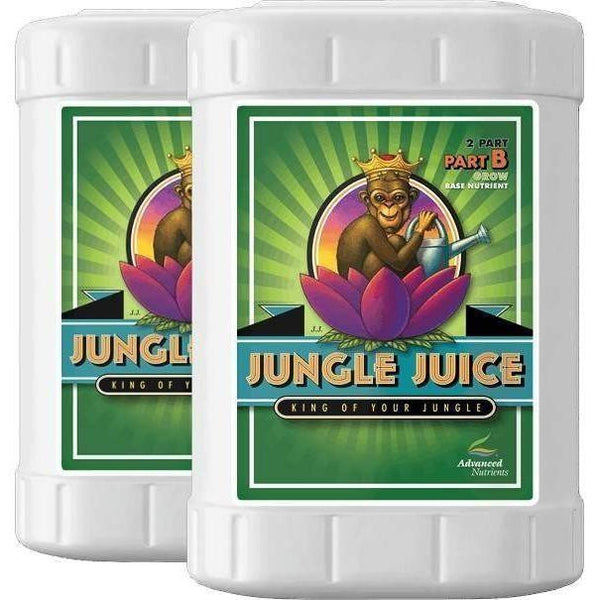 Advanced Nutrients Jungle Juice 2-Part Grow A/B, 23L