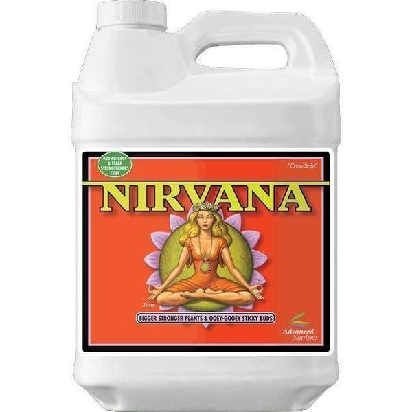 Advanced Nutrients Nirvana, 10L Shop at GARDEN SUPPLY GUYS